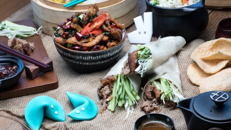 Deliveroo is sharing good fortune for Chinese New Year